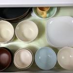 キッチン作業★食器収納