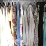 <おうち>荷物量のお話。洋服。
